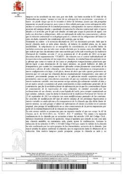 Derecho bancario delta Clausula suelo empresario