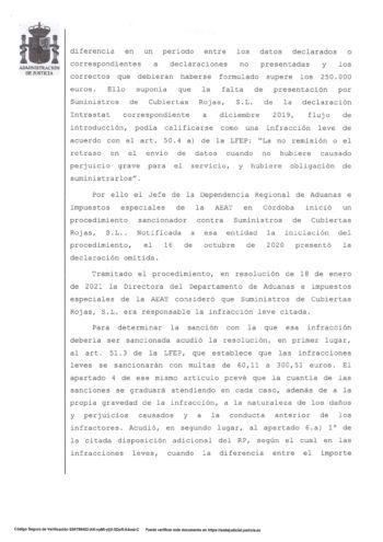 LA AUDIENCIA NACIONAL ANULA SENTENCIA A LA AGENCIA TRIBUTARIA POR NO HABER REQUERIDO PREVIAMENTE-3